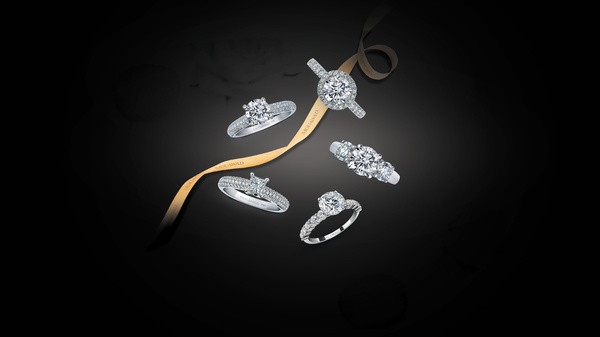 مجوهرات معوض - الدوحة - خواتم ومجوهرات الزفاف - الدوحة