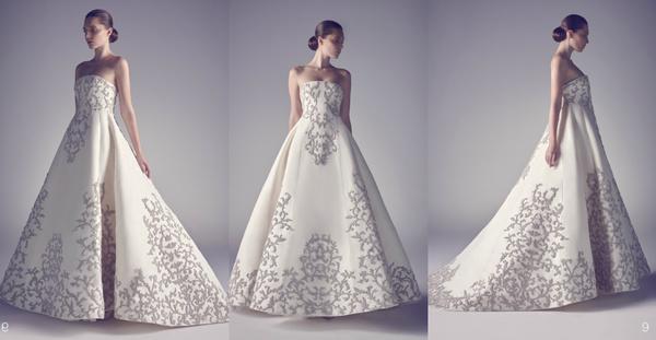 أشي ستديو - فستان الزفاف - دبي