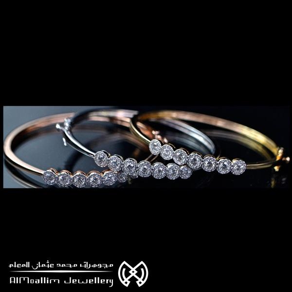مجوهرات المعلم - خواتم ومجوهرات الزفاف - دبي