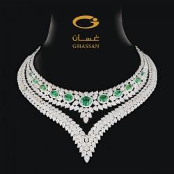 مجوهرات غسان-خواتم ومجوهرات الزفاف-دبي-6