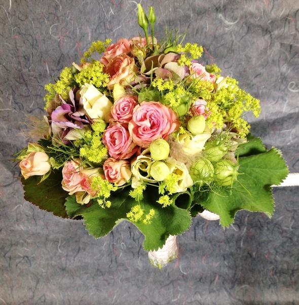 Brautstrauss Manufaktur Bremen - Hochzeitsblumen und Blumensträuße - Bremen