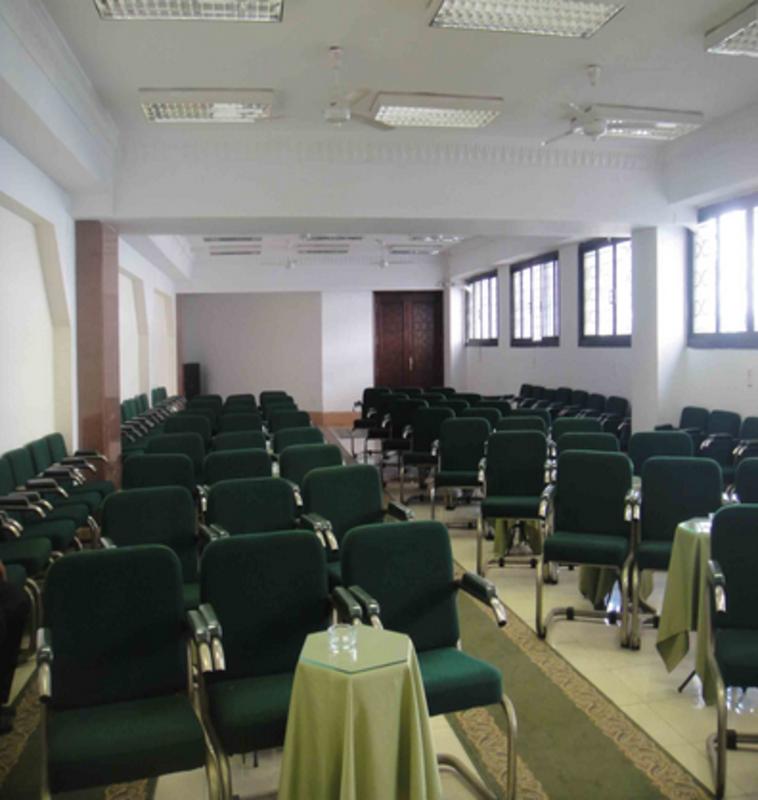 قاعة الايمان  - دار القوات المسلحة النزهة - قصور الافراح - القاهرة