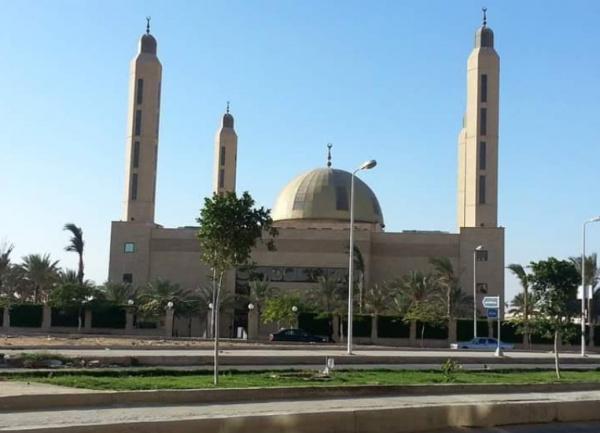 قاعة النور - مسجد حسن الشربتلي - قصور الافراح - القاهرة