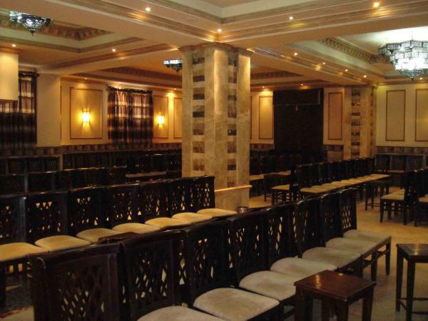 قاعة مسجد ابو بكر - قصور الافراح - القاهرة