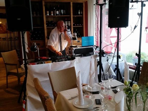 DJ Ingo Drews - Hochzeitsmusik - Köln