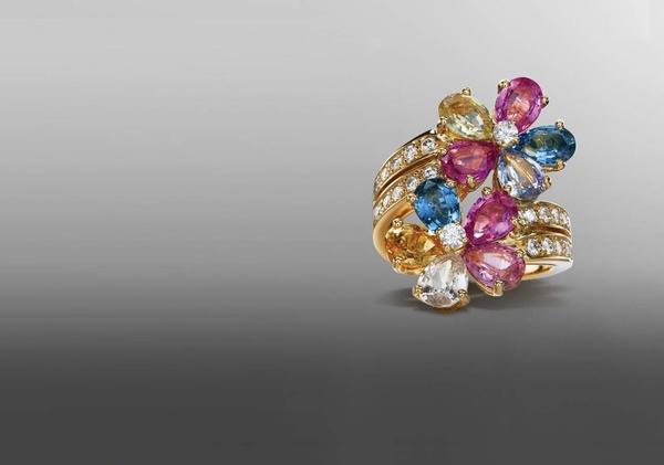 مجوهرات بولغري - خواتم ومجوهرات الزفاف - المنامة