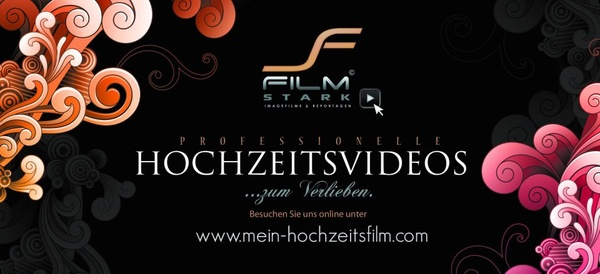 Filmstark - Hochzeitsfilmer - Berlin