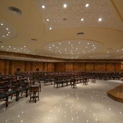 قاعة الوهاب - مسجد الشرطة بالسادس من أكتوبر-قصور الافراح-القاهرة-5