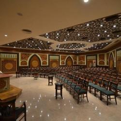 قاعة الوهاب - مسجد الشرطة بالسادس من أكتوبر-قصور الافراح-القاهرة-3
