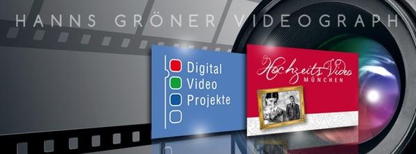 Hanns Gröner Videoproduktion - Hochzeitsfilmer - München