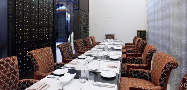 سفرون لونج - المطاعم - الدوحة