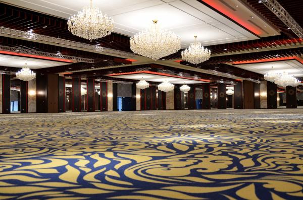 قاعة سفن - قصور الافراح - مدينة الكويت