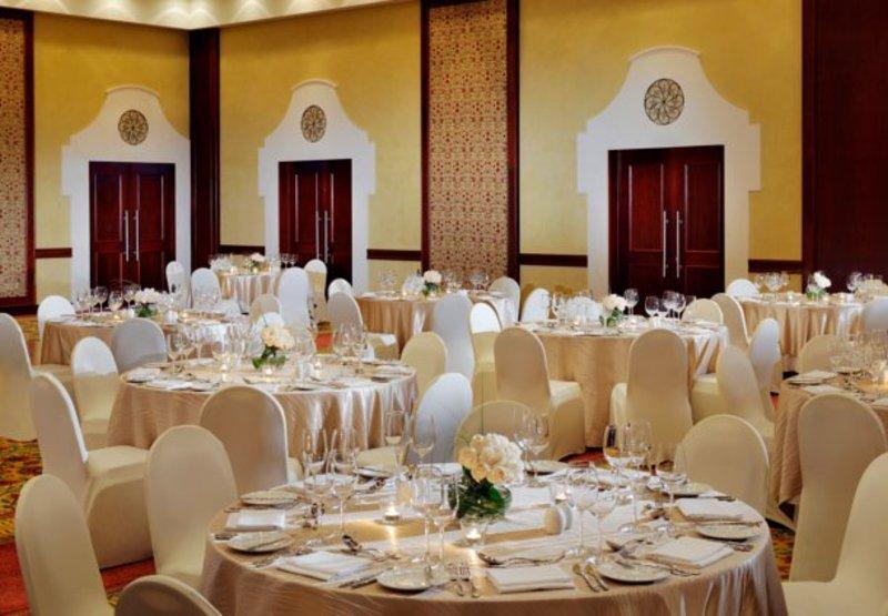فندق كورتيارد ماريوت، المجتمع الأخضر - الفنادق - دبي