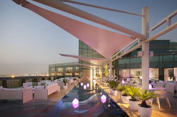فندق جميرا كريك سايد - دبي - الفنادق - دبي