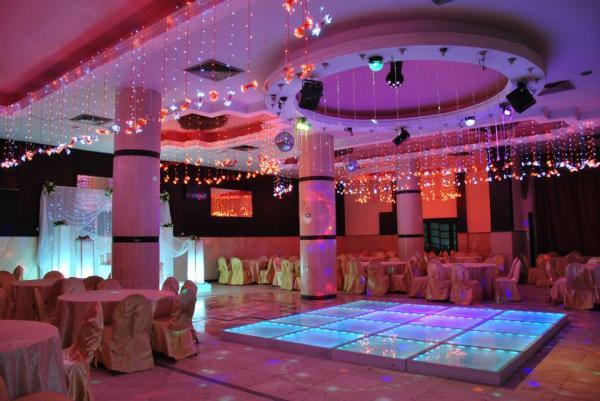 قاعة الف ليلة وليلة - نادي 6 اوكتوبر - قصور الافراح - القاهرة