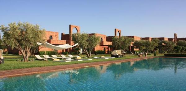 ليجاردن دي زرياب ريزوت سبا - الفنادق - مراكش