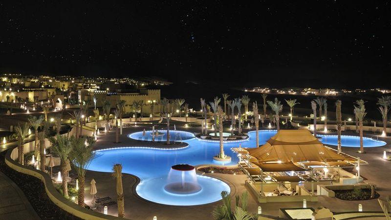 قصر السراب منتجع الصحراء أنانتارا - الفنادق - أبوظبي