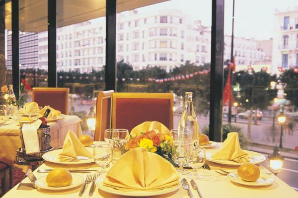 فندق المرادي أفريقيا - مالاوي - الفنادق - مدينة تونس
