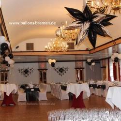 Ballonkünstler Marvin Ohmstedt-Hochzeitsdekoration-Bremen-5