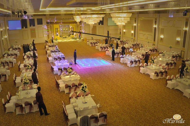 قاعة مارفيلا - قصور الافراح - الاسكندرية
