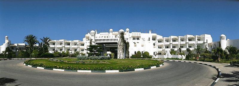 المرادي سكينز - الفنادق - مدينة تونس