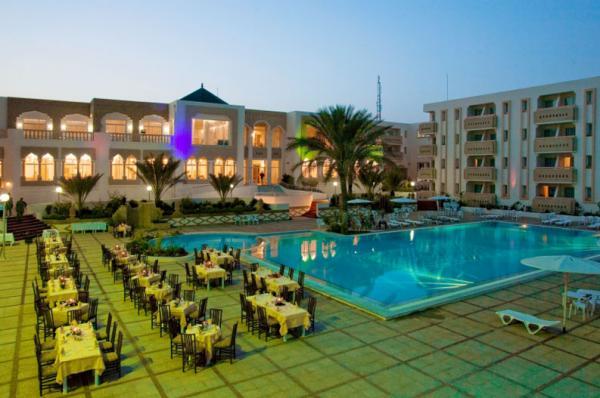 El Mouradi Tozeur - Hôtels - Tunis