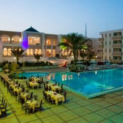 El Mouradi Tozeur-Hôtels-Tunis-1