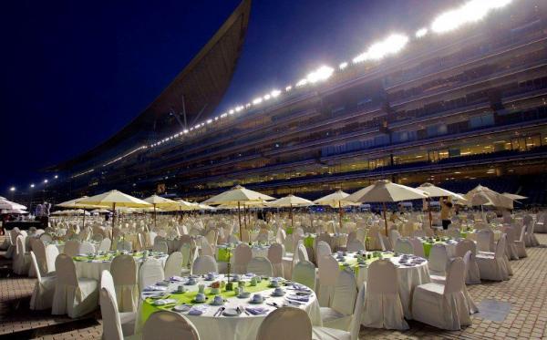 نادي سباق دبي - الحدائق والنوادي - دبي
