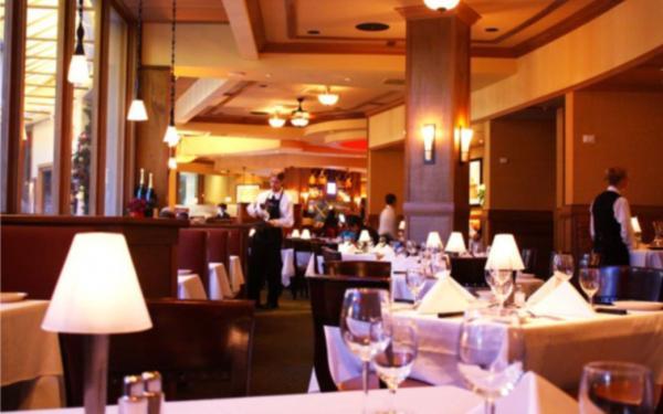 روث كريس ستيك هاوس - دبي - المطاعم - دبي