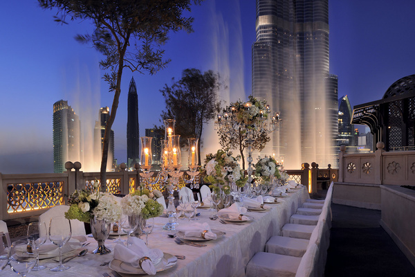 بالاس داون تاون دبي - الفنادق - دبي