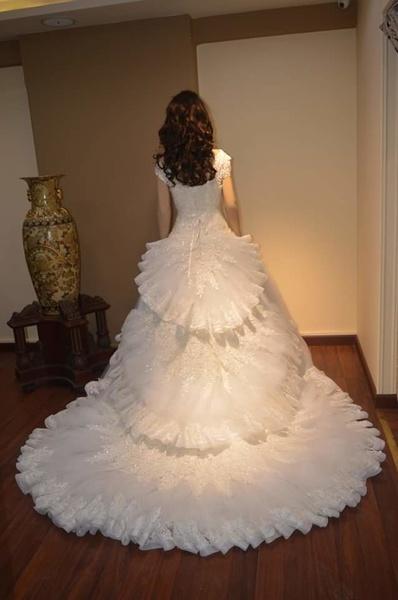 فرحة جروب - فستان الزفاف - الاسكندرية