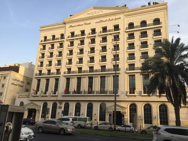 فندق رويال اسكوت - الفنادق - دبي