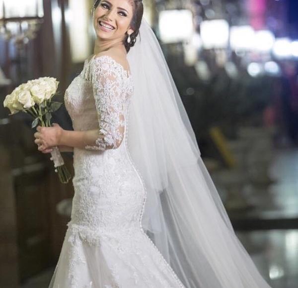 بيت أزياء راما - فستان الزفاف - القاهرة