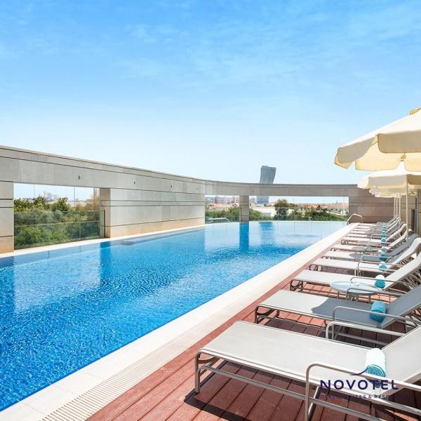 فندق نوفوتيل بوابة أبو ظبي - الفنادق - أبوظبي
