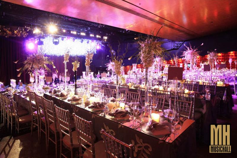 Music Hall - Dubai - Private Wedding Venues - Dubai