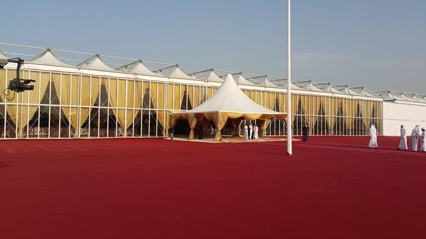 شركة البداد قطر - خيام الاعراس - الدوحة