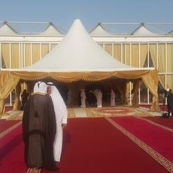شركة البداد قطر-خيام الاعراس-الدوحة-5