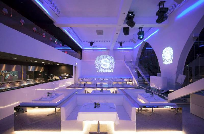 Supperclub Dubai - Restaurants - Dubai