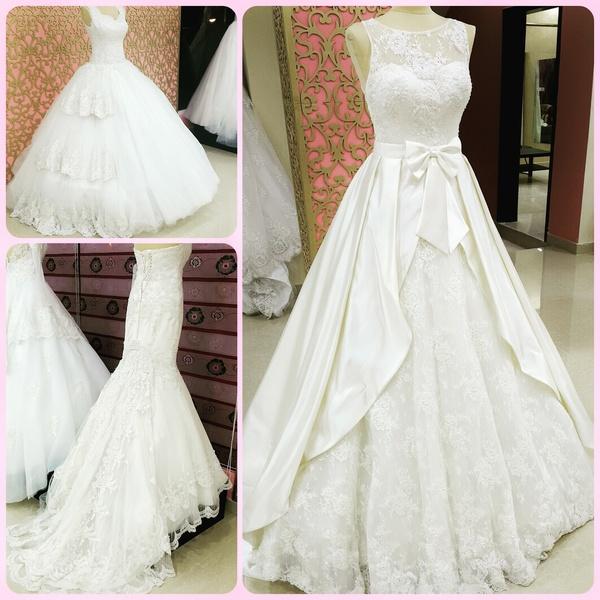 دار الفاتنة  - فستان الزفاف - مسقط