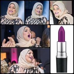 ياسمين كامل-الشعر والمكياج-القاهرة-2