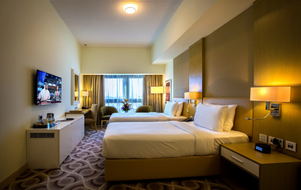 فندق نهال بالاس - الفنادق - دبي