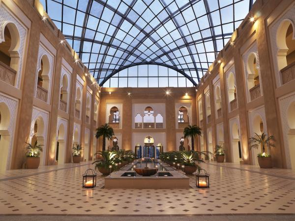 فندق أرجان من روتانا - مدينة دبي للإعلام - الفنادق - دبي