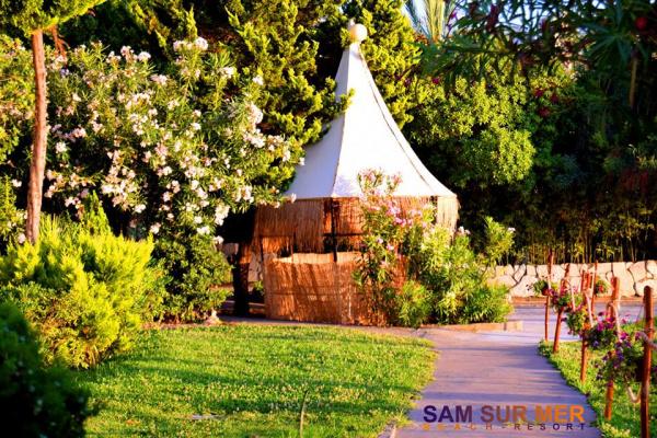 سام سور مير - الحدائق والنوادي - بيروت
