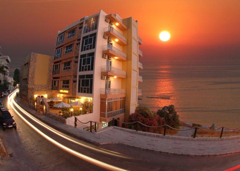 فندق اهيرام - الفنادق - بيروت