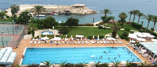 ماليبو باي - الفنادق - بيروت