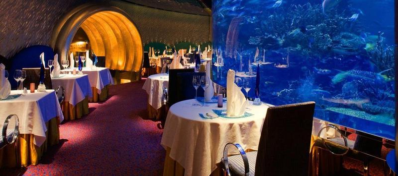 المحارة - المطاعم - دبي