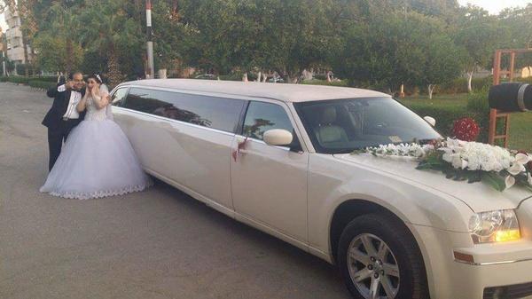 السعيد كابورليه  لتأجير السيارت - سيارة الزفة - القاهرة