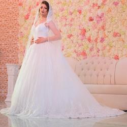 أزياء دلال -فستان الزفاف-مسقط-2