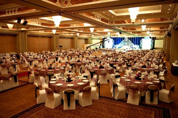 فندق كراون بلازا - الفنادق - دبي