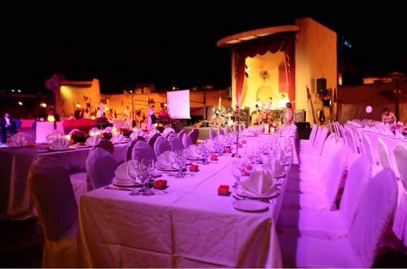 فندق ومنتجع باب الشمس الصحراوي - الفنادق - دبي